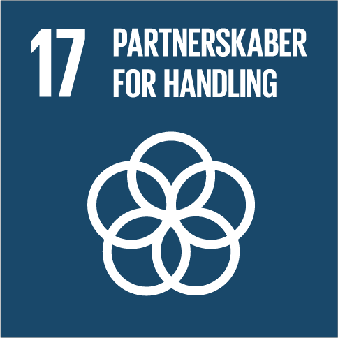 Mål 17: Partnerskab for handling