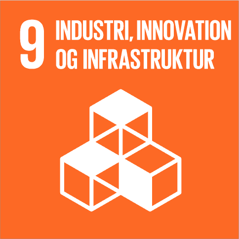 Mål 9: Industri, innovation og infrastruktur